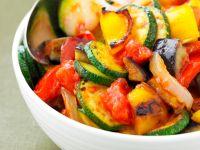 Mediterranean Vegetables recipe
