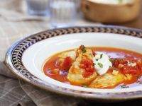 Mediterranean White Fish Casserole recipe
