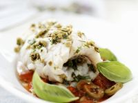 Mediterranean White Fish Roll recipe