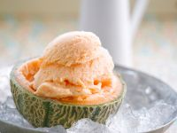 Melon Ice Cream recipe