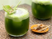 Melon-Spinach Juice recipe