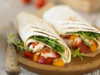 Mexican Lunch Tortillas recipe
