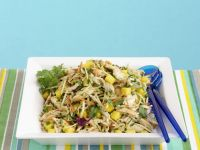 Mexican Mango and Chicken Salad recipe