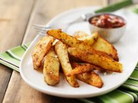 Mexican-style Potato Fries recipe
