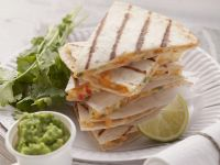 Mexican Tortilla Sandwich recipe