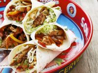 Mexican Tortilla Wraps recipe