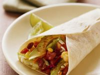 Mexican Veggie Tortillas recipe