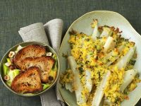 Millet and Salsify Gratin recipe