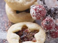 Mincemeat Star Pastries recipe