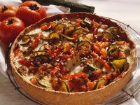 Mincemeat Pie with Vegetables recipe