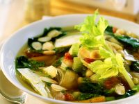 Minestrone with Pesto recipe