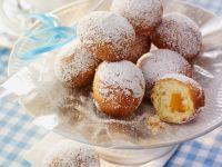 Mini Apricot Doughnuts recipe