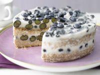 Mini Blueberry Torte recipe