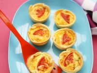 Mini Cheese Tartlets recipe