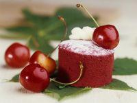 Mini Cherry Chestnut Cakes recipe
