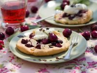 Mini Cherry Pies recipe