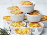 Mini Chicken and Vegetable Pies recipe