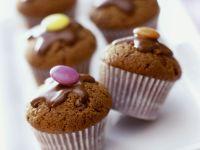 Mini Chocolate-Plum Cupcakes recipe