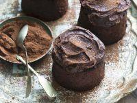Mini Chocolate Rum Cakes recipe