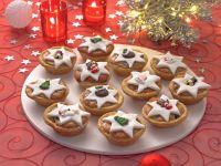 Mini Christmas Mincemeat Pies