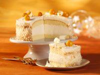 Mini Coconut Cream Cake