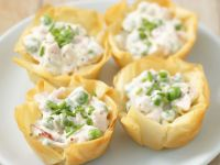 Mini Flaky Pastry Ham Bites recipe