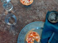 Mini-quiche with Peppers recipe