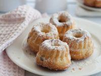 Mini Rum and Raisin Bundt Cakes recipe