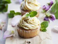 Mint Buttercream Cupcakes recipe