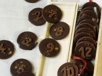 Mint Chocolate Christmas Countdown recipe
