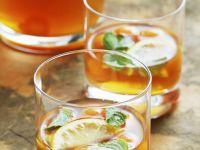 Mint Green Tea with Melon recipe