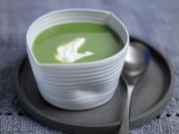 Minted Green Vegetable Soup recipe