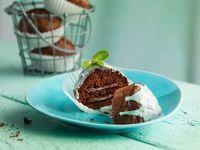 Minty Chocolate Cupcakes recipe