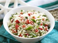 Minty Grain Salad recipe