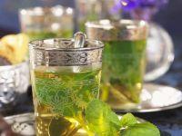 Minty Green Tea recipe