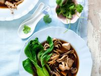 Miso-tofu Soup with Vegetables recipe
