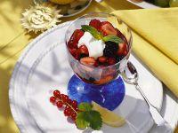 Mixed Berry Gelée recipe