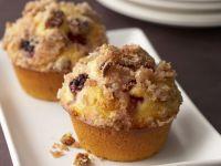 Mixed Berry Muffins recipe
