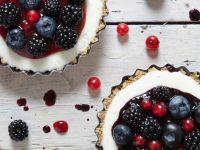 Mixed Berry Tarts recipe