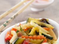 Mixed Chinese Veg recipe