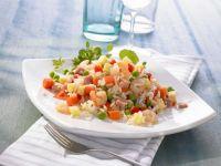 Mixed Fried Rice recipe