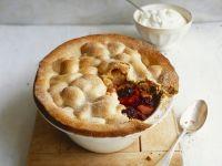 Mixed Fruit Autumnal Pie recipe