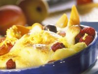 Mixed Fruit Gratin Dish recipe