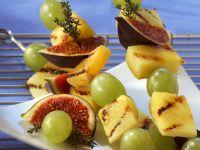 Mixed Fruit Kebabs recipe