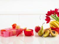 Mixed Fruit Purees recipe