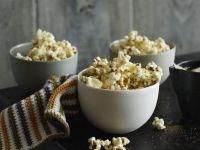 Mixed Herb Popcorn recipe