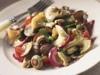 Mixed Mushroom Salad recipe