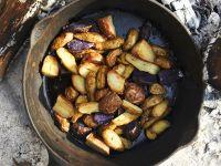 Mixed Waxy Potato Saute recipe