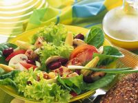 Mixed Salad with Chicken Breast recipe