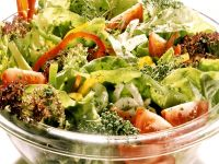 Mixed Salad with Fresh Herbs recipe